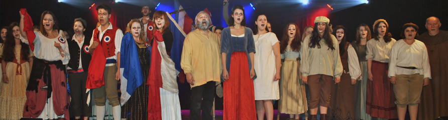 Go Musica - Die Musicalgruppe aus Landshut