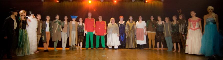 Go-Musica - Die Musicalgruppe aus dem Raum Landshut